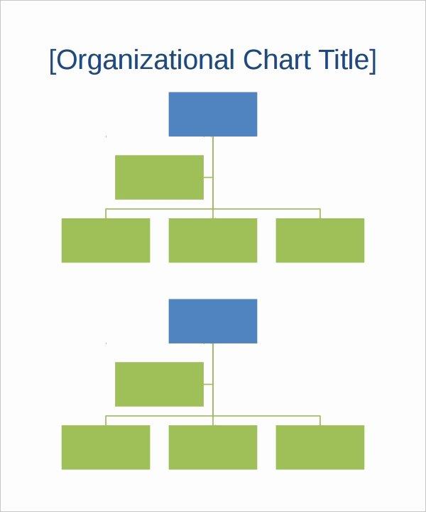 Free organizational Chart Template Beautiful 17 Sample organizational Chart Templates Pdf Word Excel