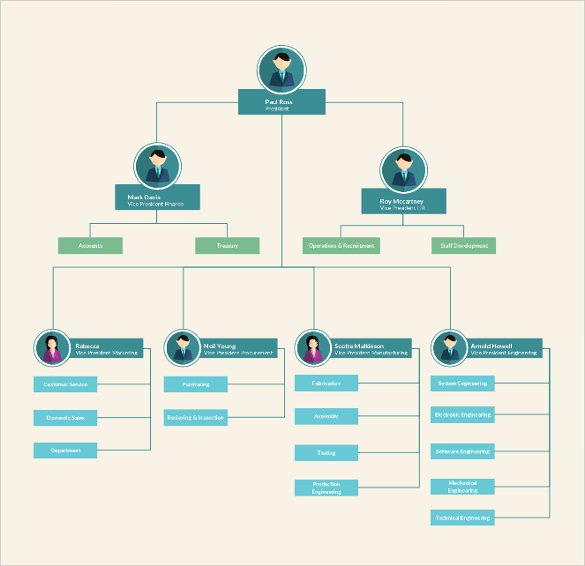 Free organizational Chart Template Word Luxury 40 Flow Chart Templates Free Sample Example format