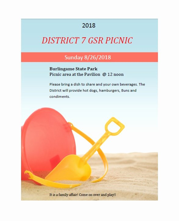 Free Picnic Flyer Template Elegant 45 Awesome Picnic Flyer Templates Free Download