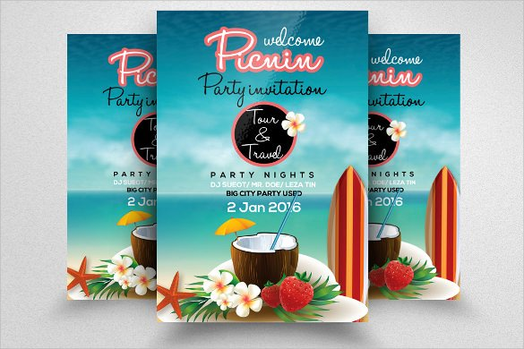 Free Picnic Flyer Template New 21 Picnic Flyer Templates Word Psd Publisher