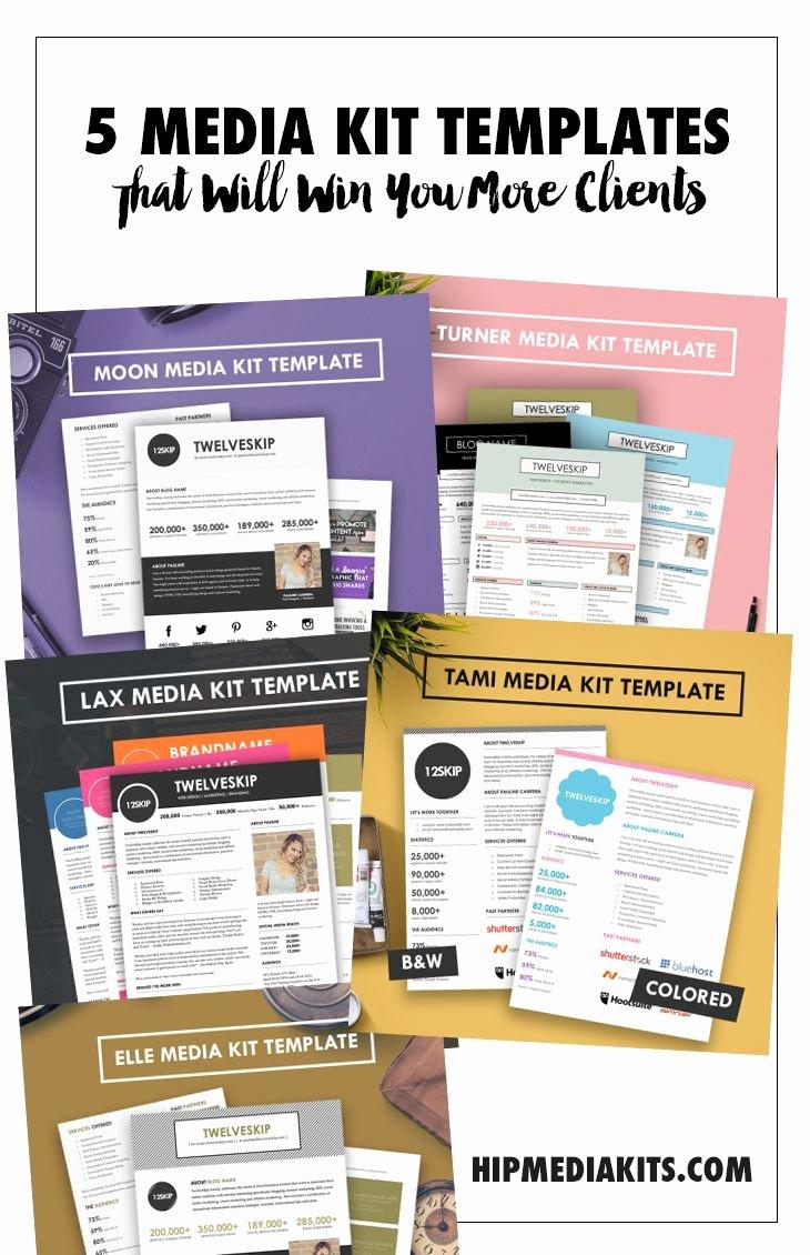 Free Press Kit Template Inspirational Microsoft Publisher Media Kit Template the Best Free