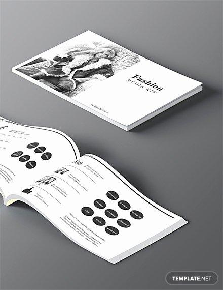 Free Press Kit Template Luxury 28 Free Media Kit Templates