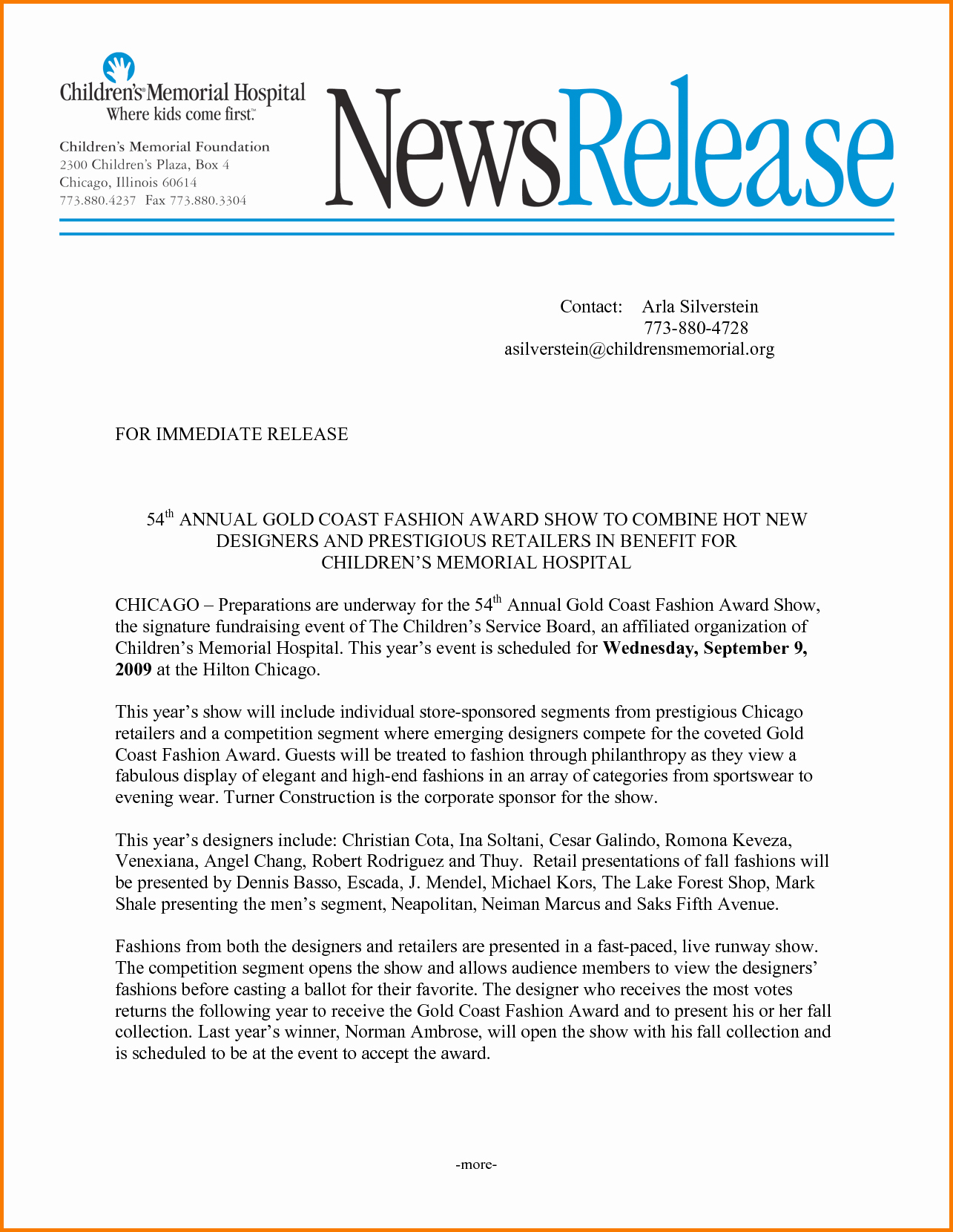 Free Press Releases Templates Beautiful Press Release Template