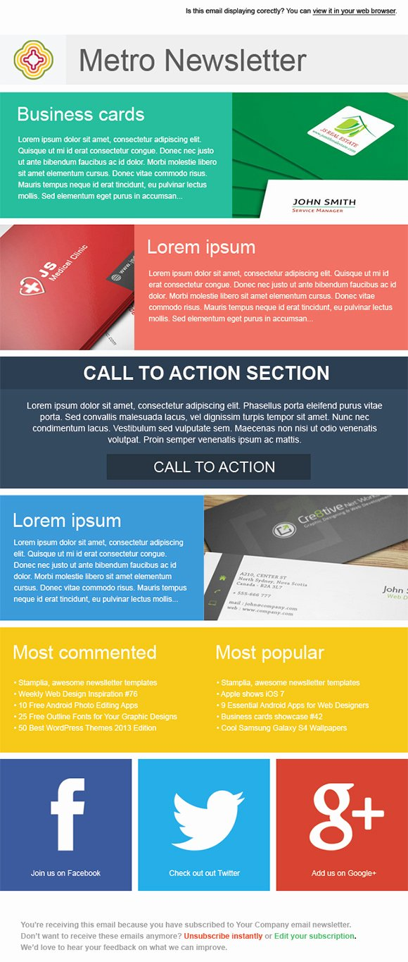 Free Print Newsletter Templates Awesome Free 20 Fantastic Printable Newsletter Templates In Pdf