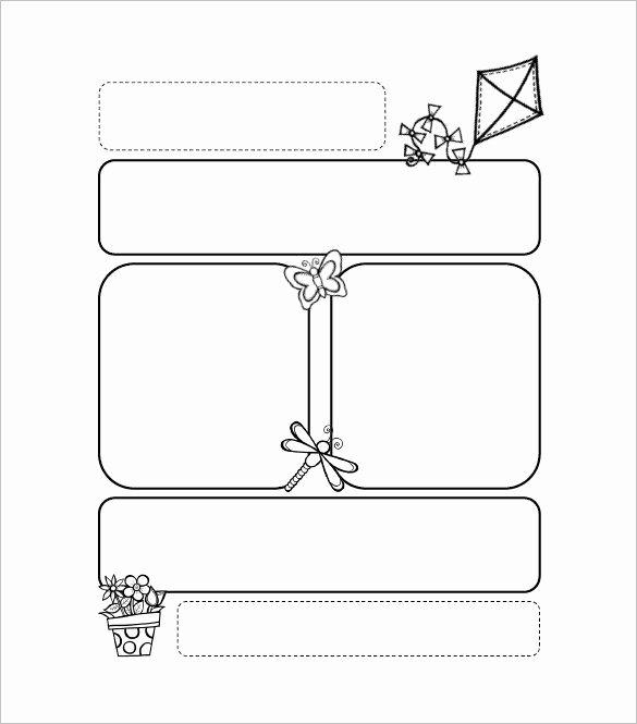 Free Print Newsletter Templates Fresh 13 Printable Preschool Newsletter Templates Free Word