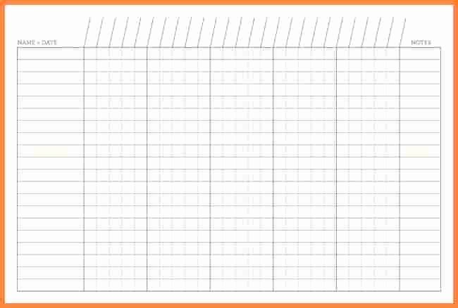 Free Printable Blank Spreadsheet Templates Lovely Printable Spreadsheet Template Berabdglevco