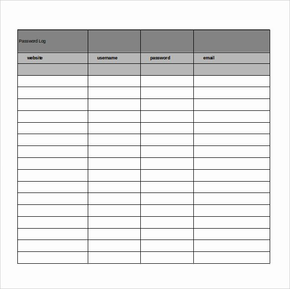 Free Printable Blank Spreadsheet Templates New Free Printable Spreadsheet Templates