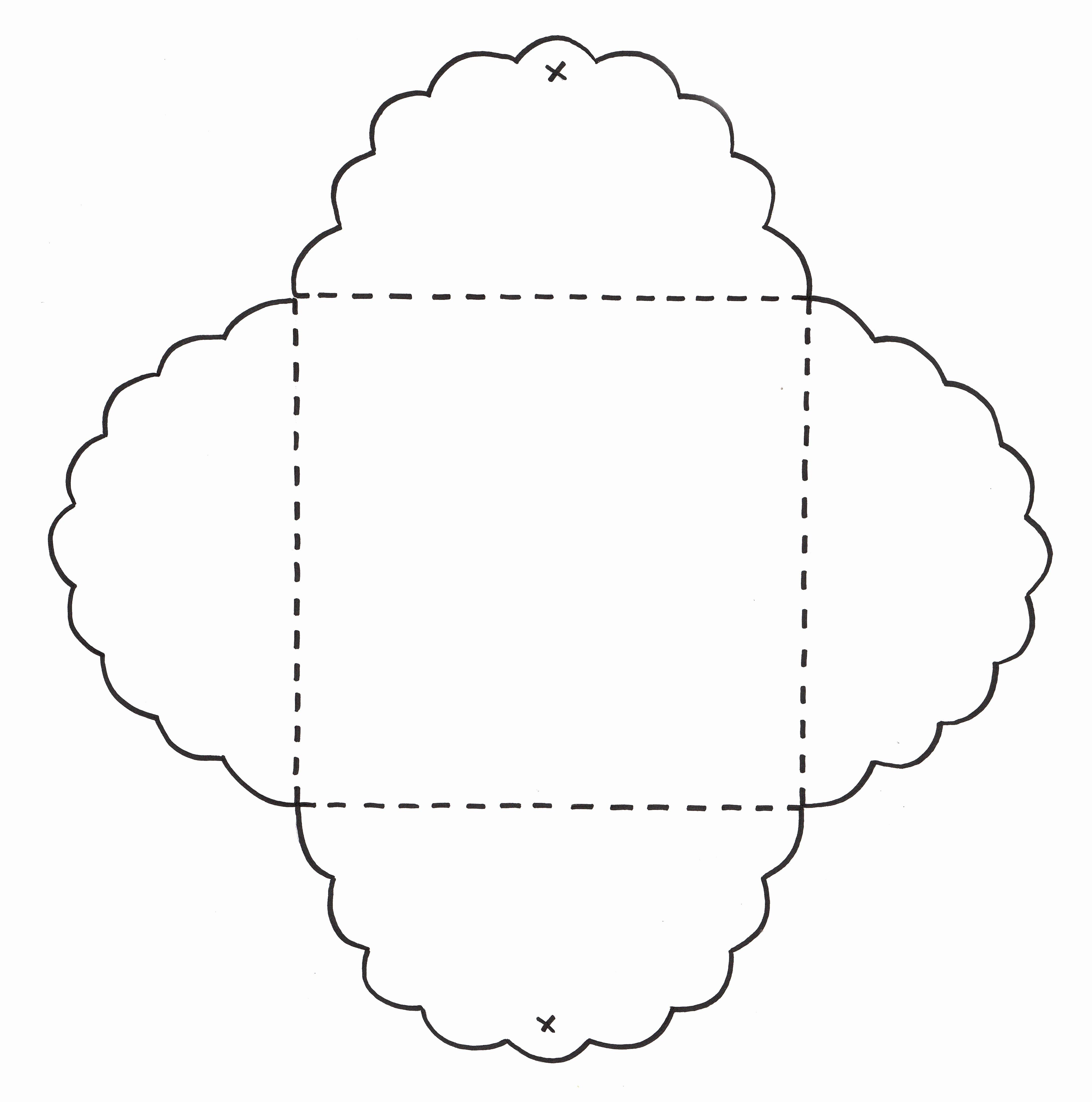 Free Printable Envelope Templates Beautiful Handmade Envelope Tutorial