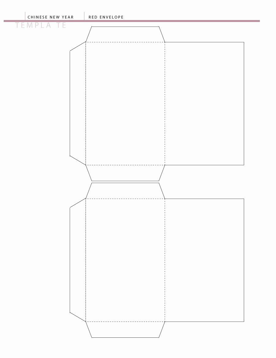 Free Printable Envelope Templates Elegant 40 Free Envelope Templates Word Pdf Template Lab