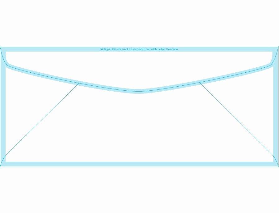 Free Printable Envelope Templates Luxury 40 Free Envelope Templates Word Pdf Template Lab