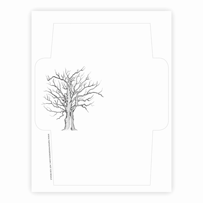 Free Printable Envelope Templates New Free Printable Envelope Template Tree