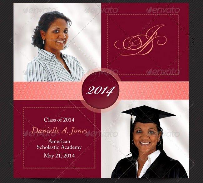 Free Printable Graduation Announcement Templates Beautiful College Graduation Announcements Templates 2018