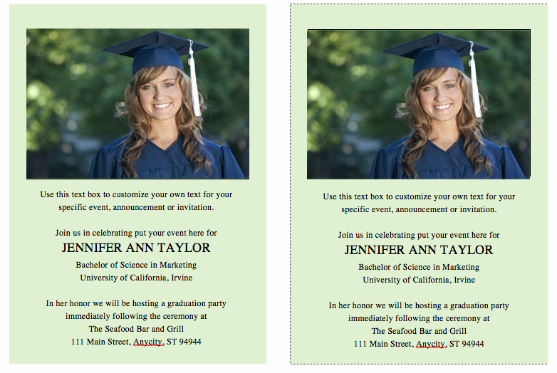 Free Printable Graduation Announcement Templates Best Of Free Printable Graduation Invitation Templates 2013