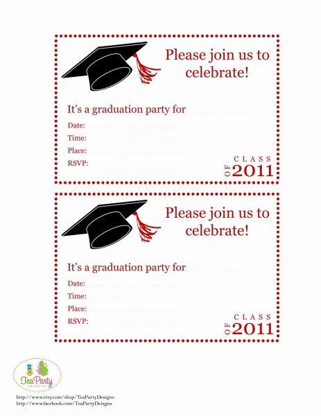 Free Printable Graduation Announcement Templates Luxury Free Printable Graduation Announcements Templates