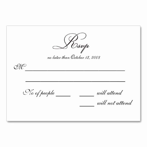 Free Printable Postcard Templates New Doc Rsvp Card Template Word Wedding Invitation You are