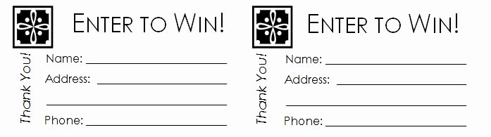 Free Printable Raffle Ticket Template Unique 41 Free Editable Raffle & Movie Ticket Templates Free
