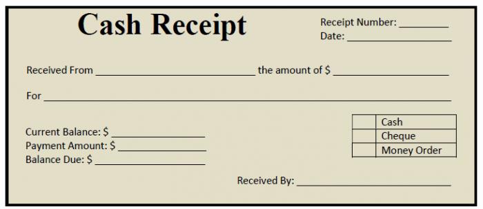 Free Printable Receipt Templates Luxury 50 Free Receipt Templates Cash Sales Donation Taxi