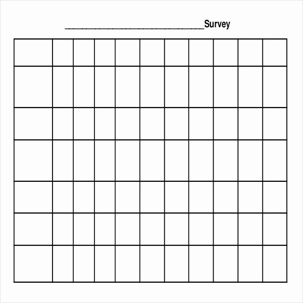 Free Printable Survey Template Beautiful 24 Blank Survey Templates – Pdf Word Excel
