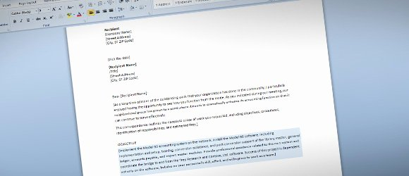Free Proposal Templates for Word Awesome Free Business Proposal Template for Word