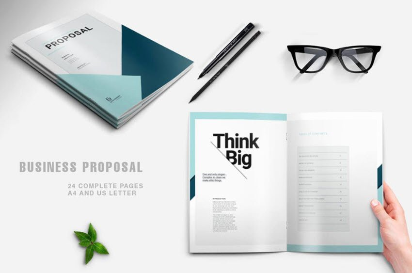 Free Proposal Templates for Word Beautiful 35 Best Free & Premium Business Proposal Templates