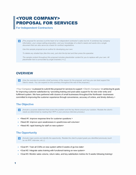 Free Proposal Templates for Word Elegant Business Proposal Template Word Template