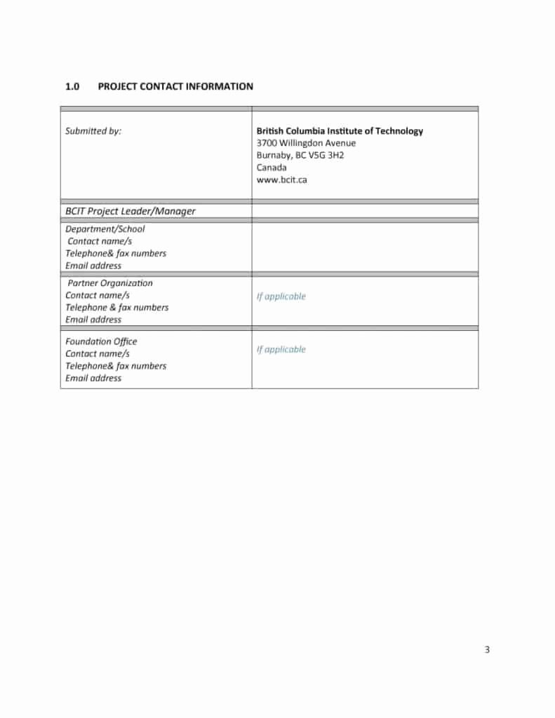 Free Proposal Templates for Word Fresh 21 Free Word Proposal Templates In Word Excel Pdf