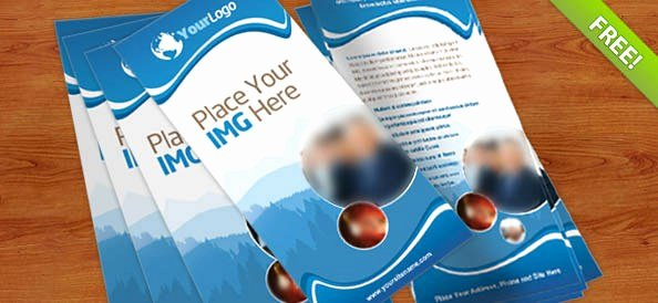 Free Rack Card Template Unique 40 Best Free Psd Print Templates Free Psd Files