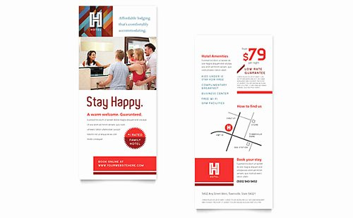 Free Rack Card Template Unique Free Rack Card Templates