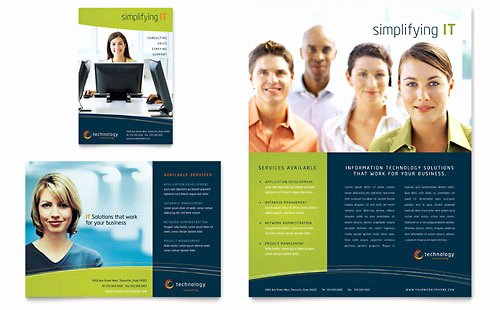 Free Rack Card Templates Fresh Free Rack Card Template Download Free Sample Layouts