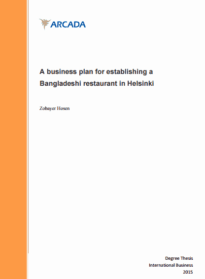 Free Restaurant Business Plan Template Awesome 32 Free Restaurant Business Plan Templates In Word Excel Pdf