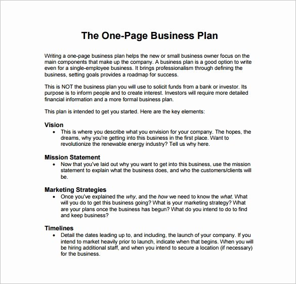 Free Restaurant Business Plan Template Lovely 29 Business Plan Templates Sample Word Google Docs