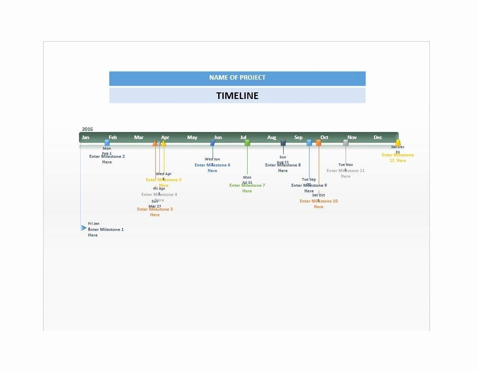 Free Timeline Template Word Best Of 33 Free Timeline Templates Excel Power Point Word