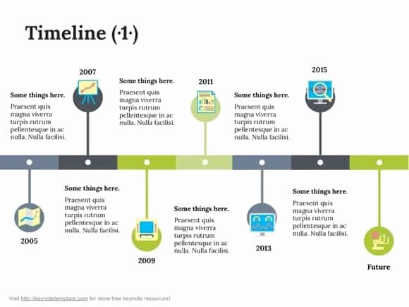 Free Timeline Template Word New Timeline Templates Find Word Templates
