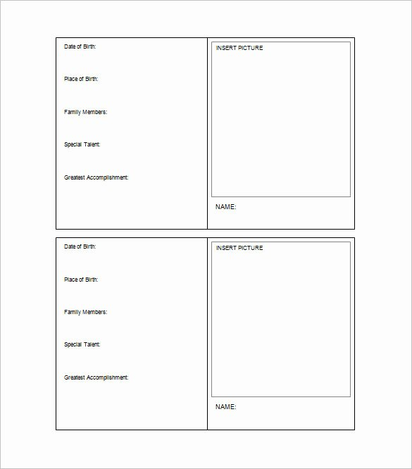 Free Trading Card Template Awesome 33 Trading Card Template Word Pdf Psd Eps