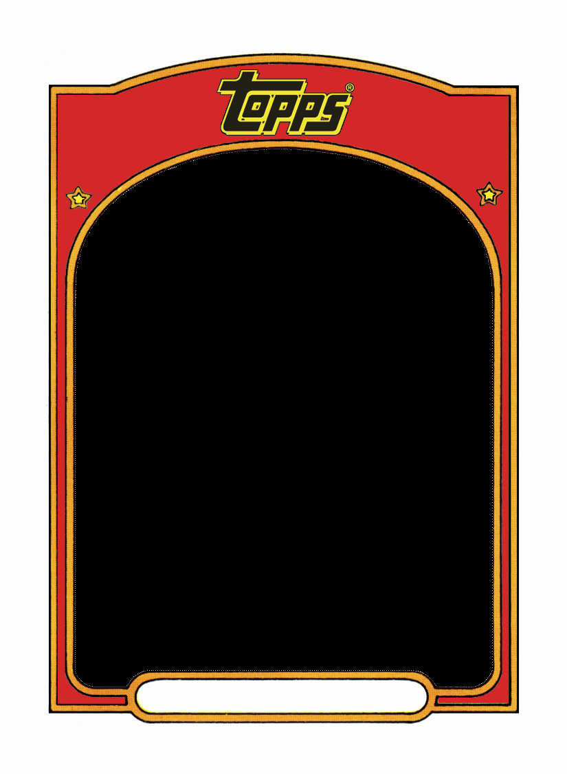 Free Trading Card Template Awesome Sports Trading Card Templet Craft Ideas