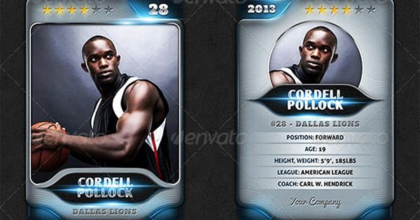 Free Trading Card Template Beautiful Trading Card Template – 21 Free Printable Word Pdf Psd