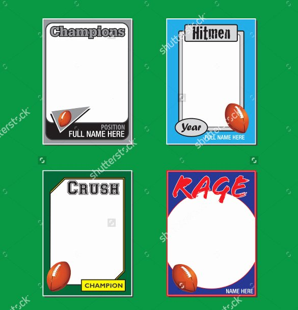 Free Trading Card Template Best Of 33 Trading Card Template Word Pdf Psd Eps