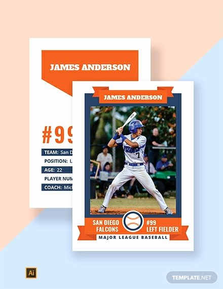 Free Trading Card Template Fresh 15 Free Trading Card Templates Word Psd