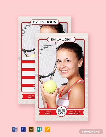 Free Trading Card Template New 15 Free Trading Card Templates Word Psd