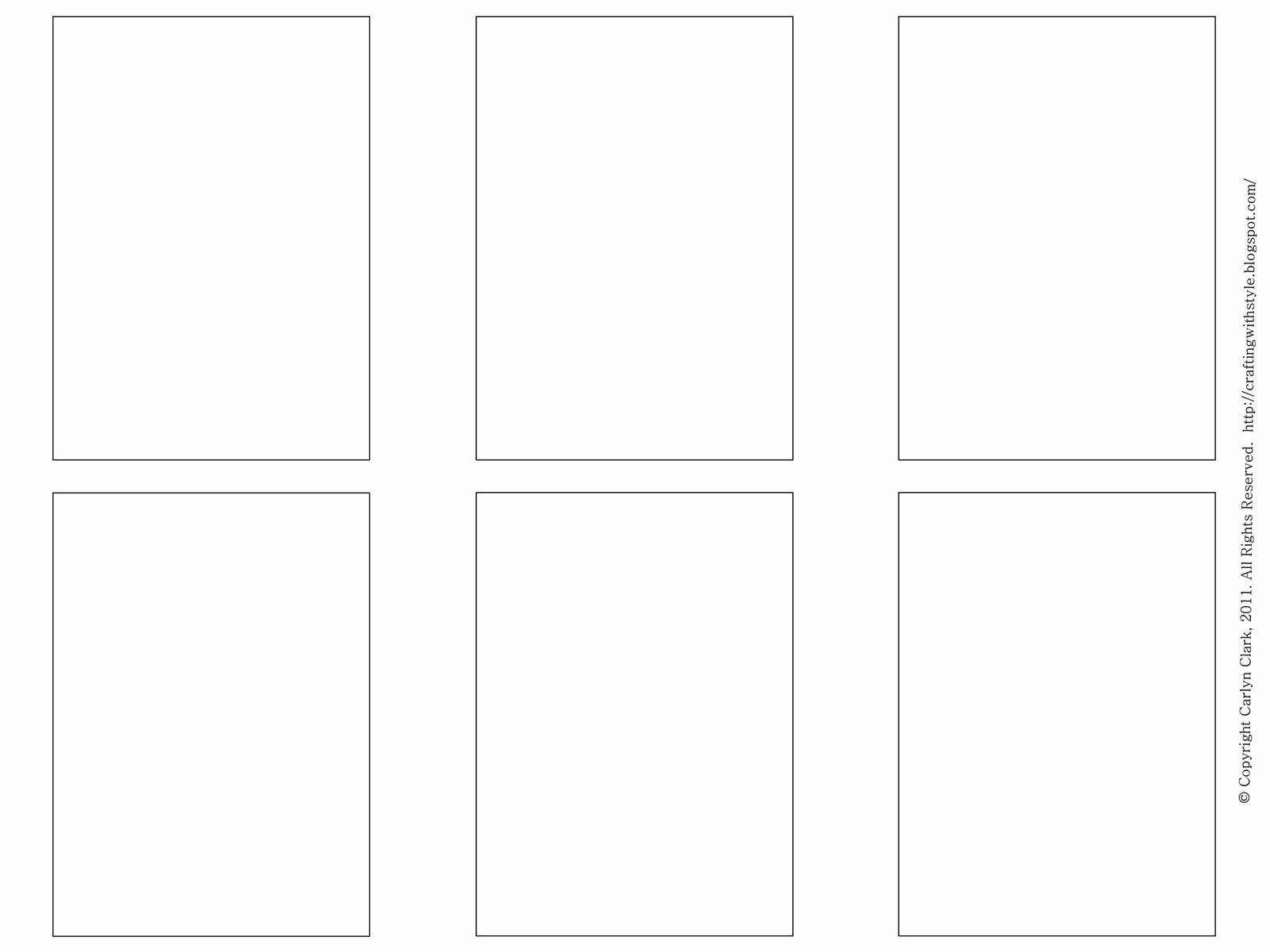 Free Trading Card Template Unique Crafting with Style Free atc Templates and Artwork for atc S