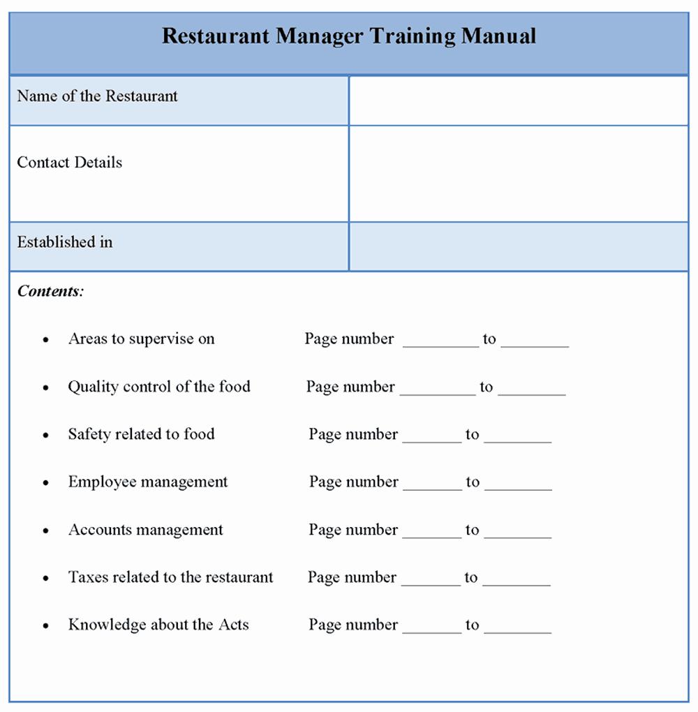 Free Training Manual Template Beautiful top 5 Resources to Get Free Training Manual Templates