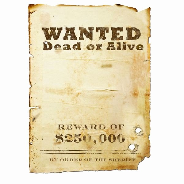 Free Wanted Poster Template Printable Beautiful Best Options for Poster Printing Freeware