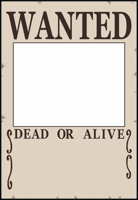 Free Wanted Poster Template Printable New 14 Blank Wanted Poster Templates Free Printable Sample