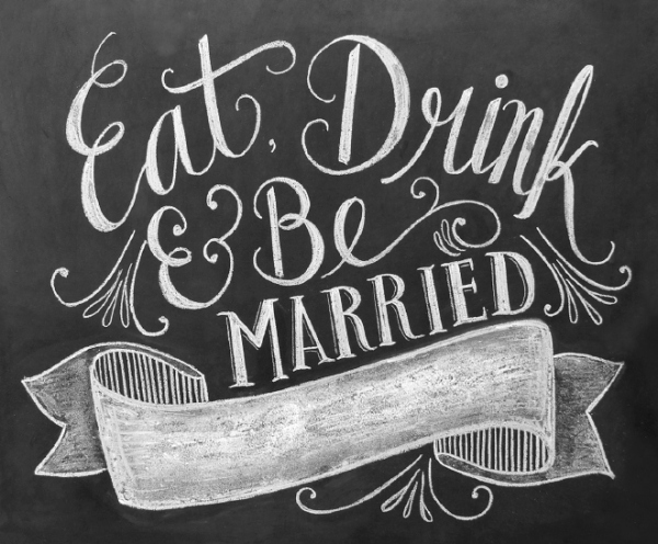 Free Wedding Label Templates New Diy Wedding Printable Rustic Chalk Art Labels