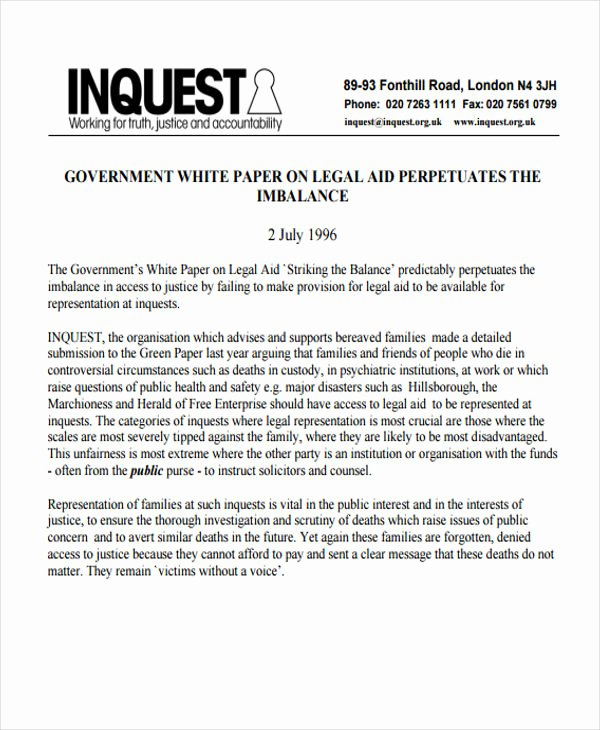 Free White Paper Template Best Of 36 White Paper Examples