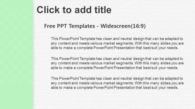 Free White Paper Template Elegant White Paper Simple Powerpoint Templates