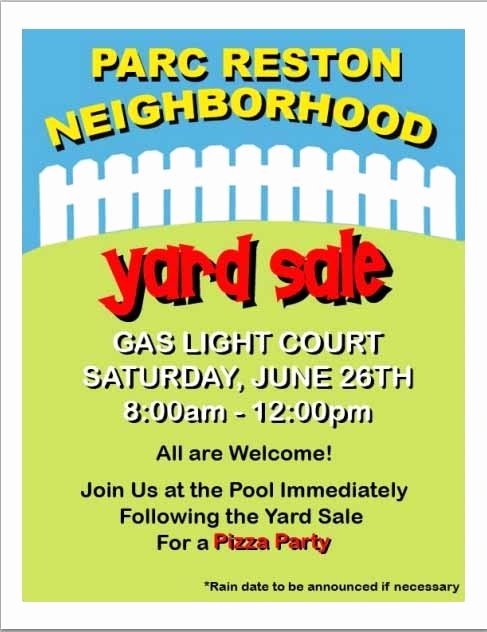 Free Yard Sale Flyer Template Luxury Free Yard Sale Flyer Template – Evozym within Yard Sale