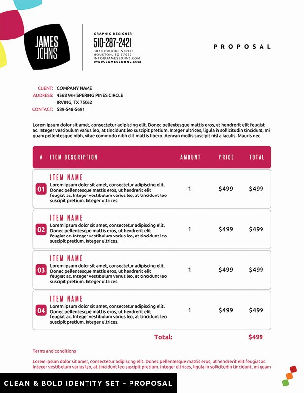 Freelance Graphic Design Proposal Template Fresh the Ultimate Freelance Starter Kit Only $29 Mightydeals