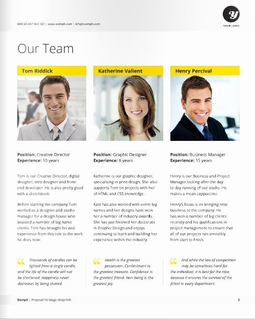 Freelance Graphic Design Proposal Template New Freelance Designer Proposal Template for at A