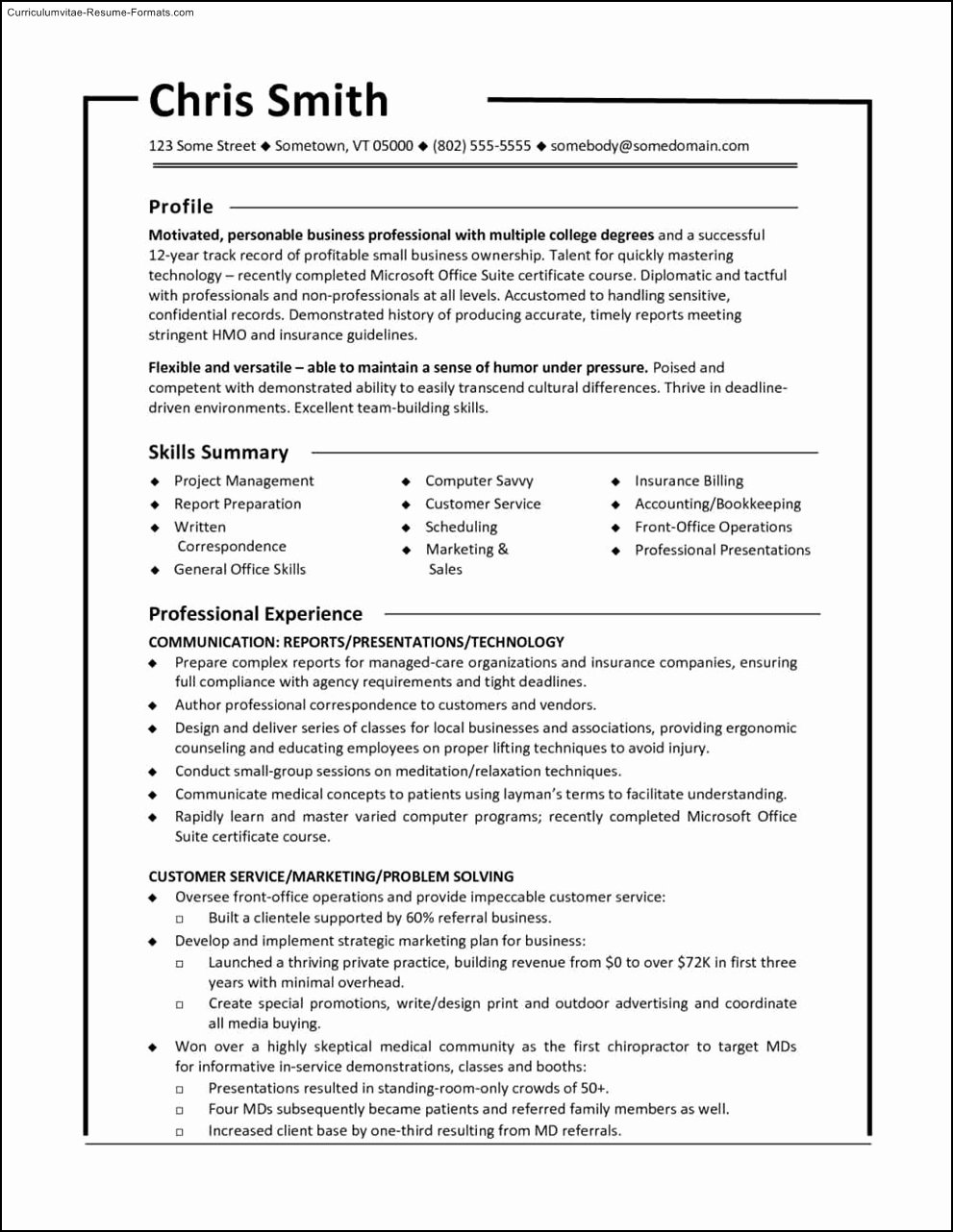 Functional Resume Template Free Beautiful Free Functional Resume Template